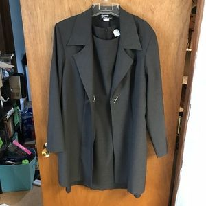 Dresses & Skirts - Dawn Joy Women's Suit Dress and Jacket Size 10